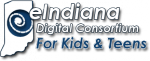 EINDIANA DIGITAL CONSORTIUM FOR KIDS AND TEENS LOGO