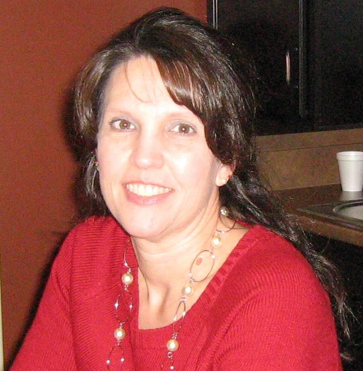 photograph of Karen Baker, Library Assistant