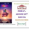 AUG 21 2015 MOVIE NIGHT